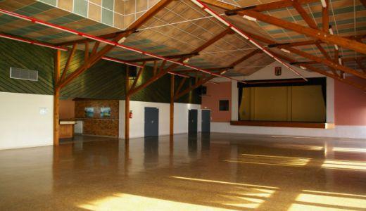 Salle des fêtes de Bining