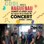 concert haguenau déclic 22/08/2020