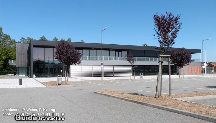 Salle des fêtes - Soufflenheim